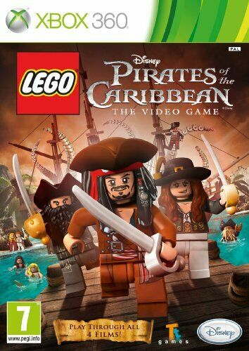 LEGO Pirates of the Caribbean: The Video Game (X360/XONE)