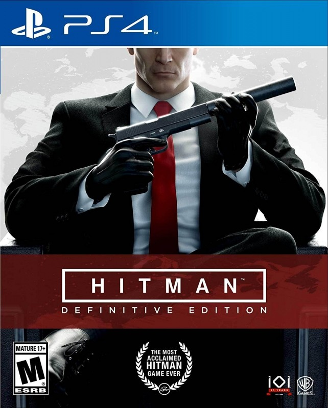 Hitman - Definitive Edition (PS4)