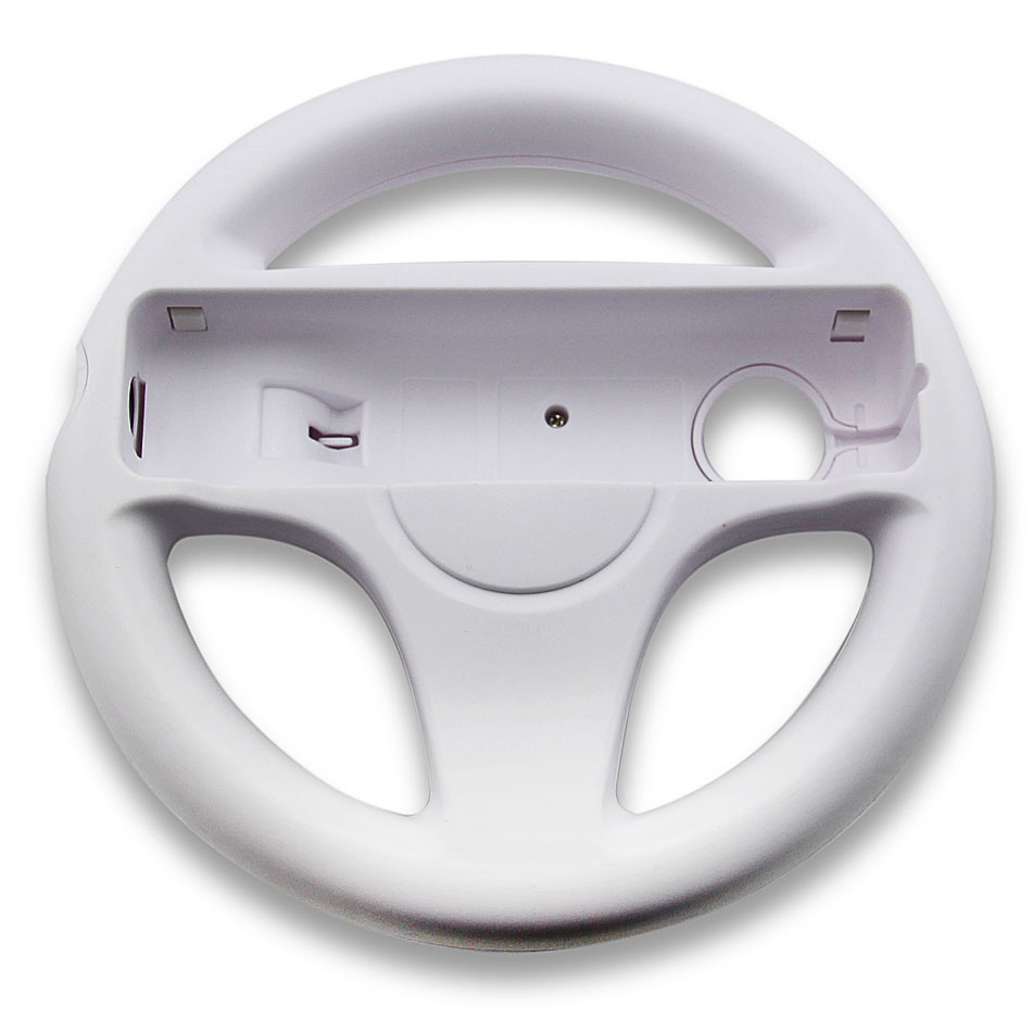 Nintendo Wii Wheel Volant bílý