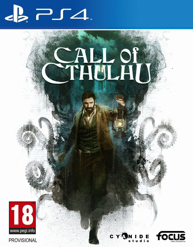 Call of Cthulhu CZ (PS4)