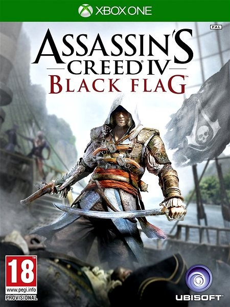 Assassin's Creed 4: Black Flag CZ (Xbox One)