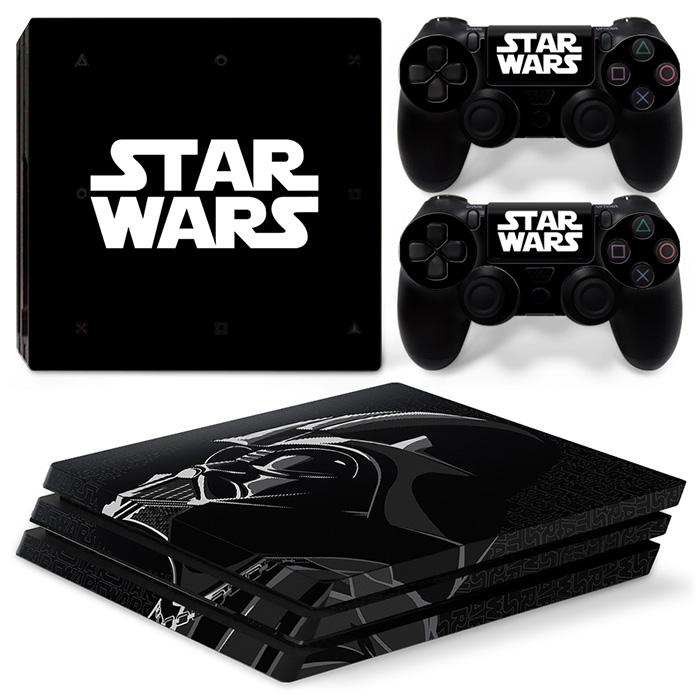 PS4 Pro Polep Skin Star Wars