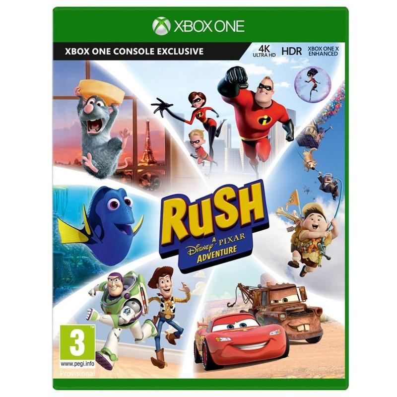 Rush: A Disney Pixar Adventure CZ (Xbox One)