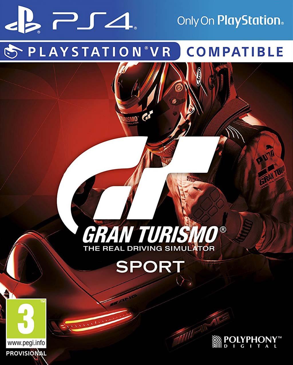 Gran Turismo Sport Spec II CZ (PS4)