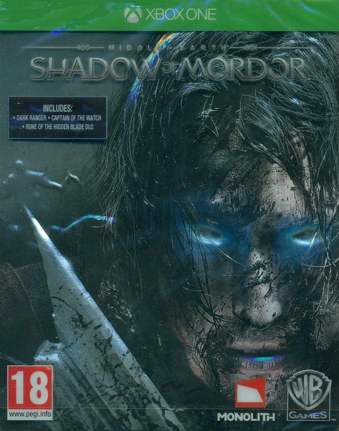 Middle Earth: Shadow of Mordor - Special Edition (Xbox One)