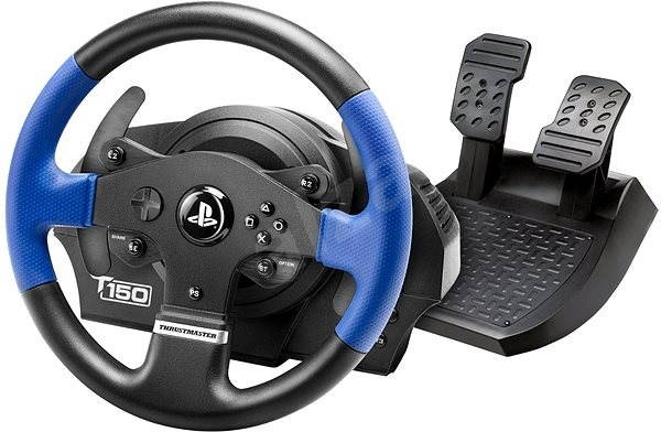 Thrustmaster T150 RS (PS4, PS3; PC)