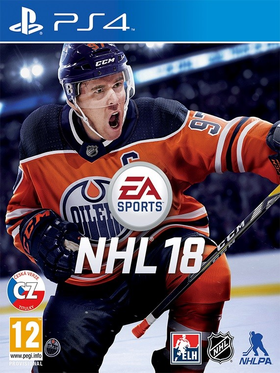NHL 18 CZ (PS4)