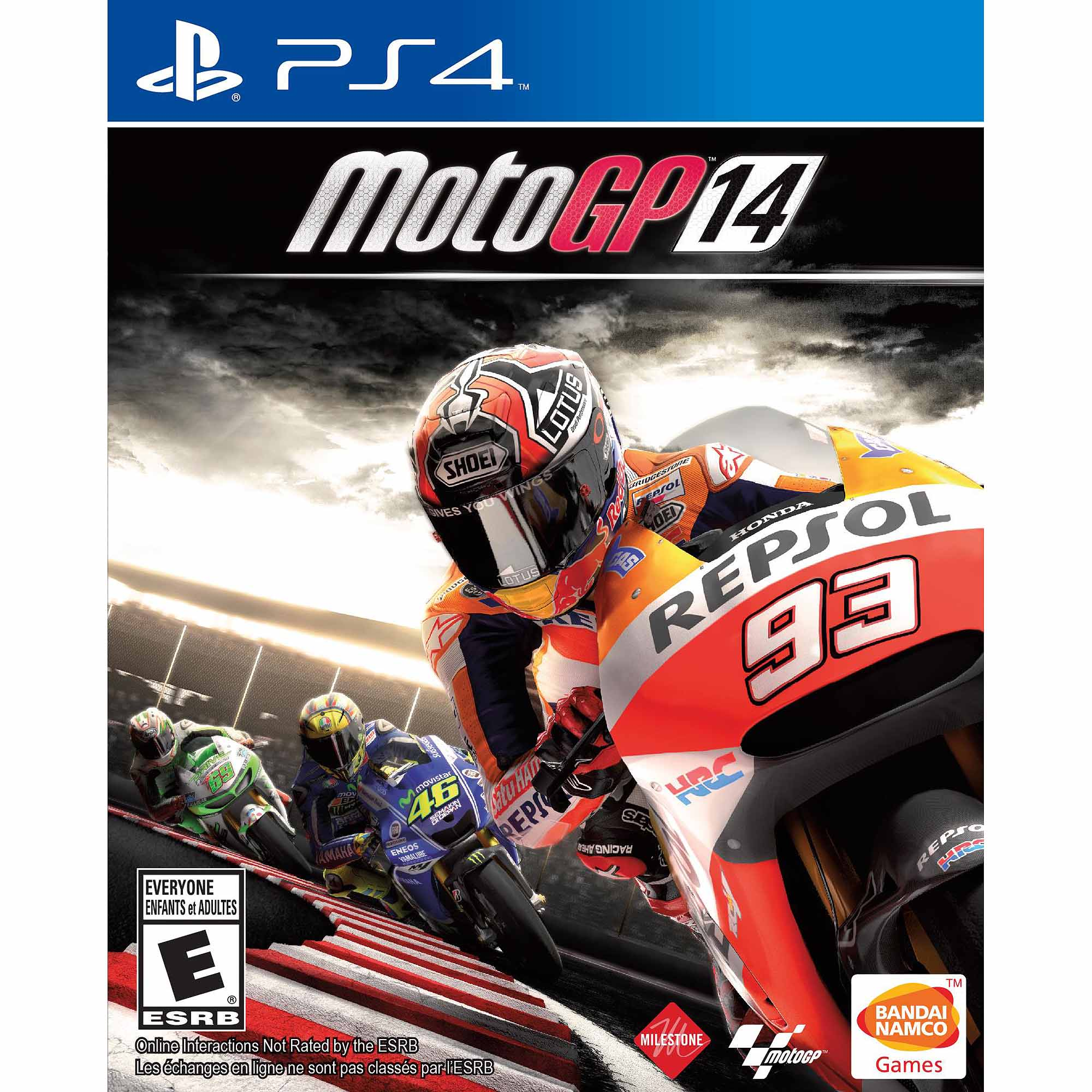 Moto GP 14 (PS4)