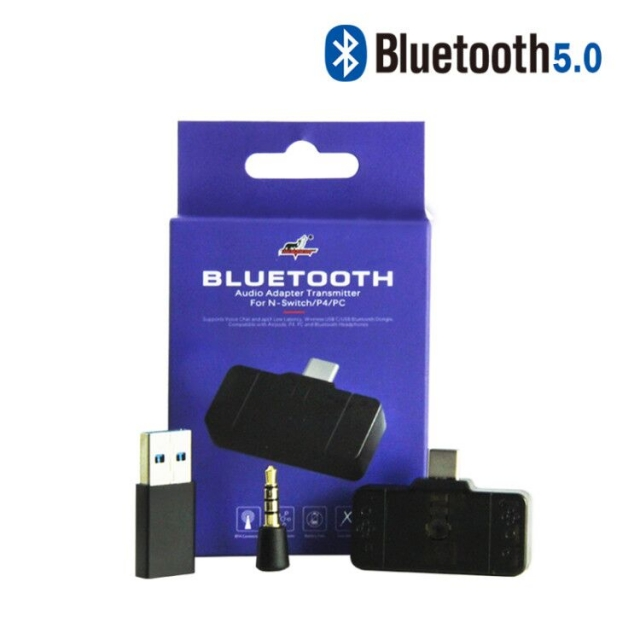 Bluetooth Audio Adapter Transmitter N-Switch