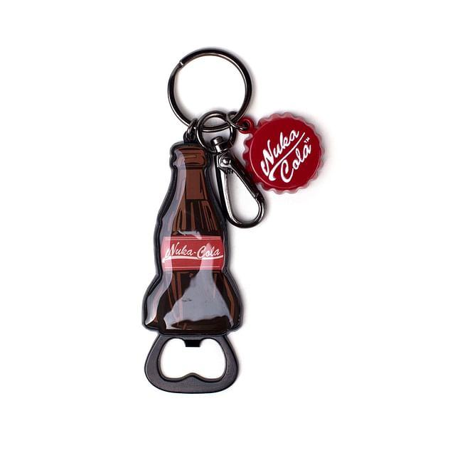 Přívěsek Fallout 4 - Nuka Cola, otvírák na lahve