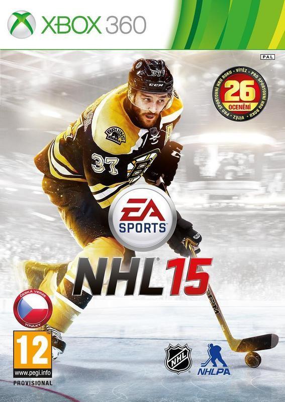 NHL 15 CZ (Xbox 360)
