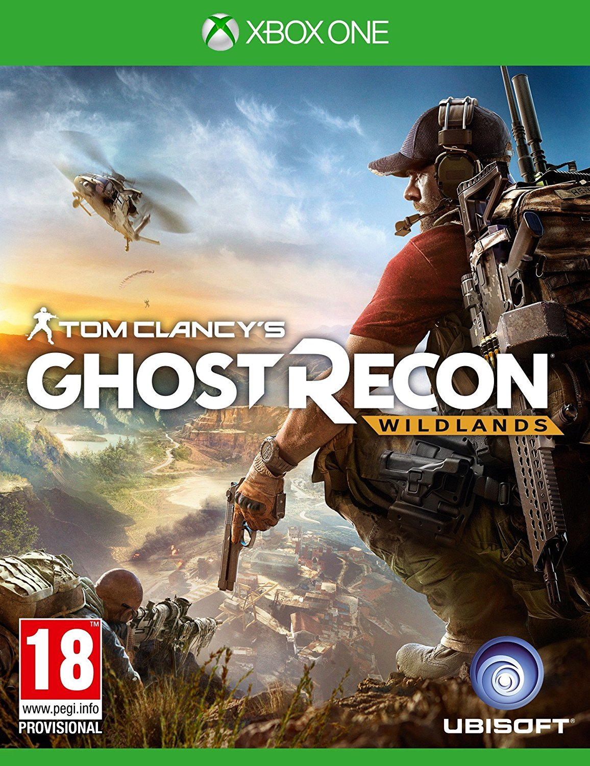 Tom Clancy's Ghost Recon: Wildlands (Xbox One)