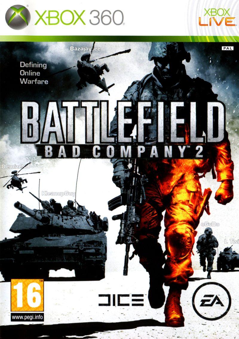Battlefield Bad Company 2 (X360/XONE)