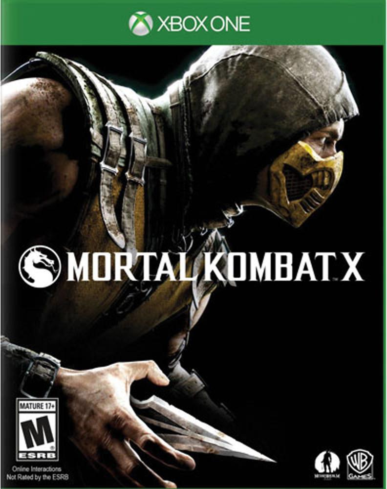 Mortal Kombat X (Xbox One)