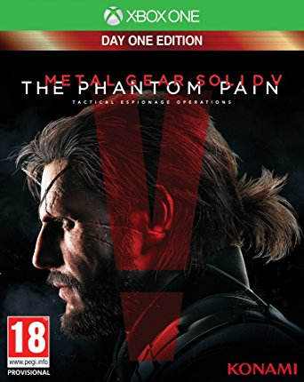 Metal Gear Solid V: The Phantom Pain | D1 Edition (Xbox One)