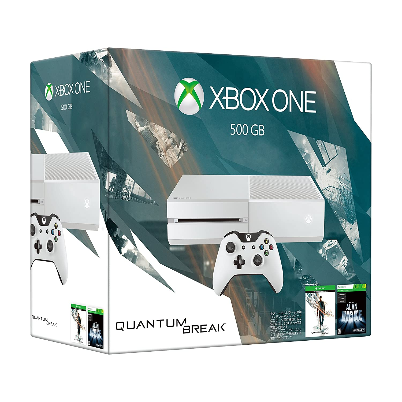 Microsoft Xbox One 500 GB Quantum Break Special Edition