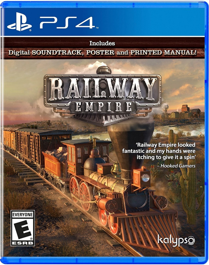 Railway Empire Day One Edition (PS4)