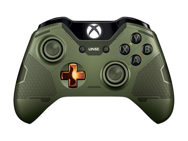 Microsoft Xbox One S Wireless Controller Master Chief