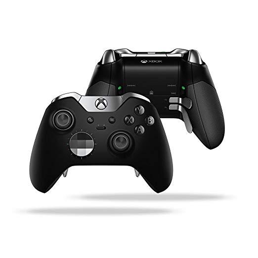 Microsoft Xbox One Wireless Elite Controller Black + Adaptér na sluchátka