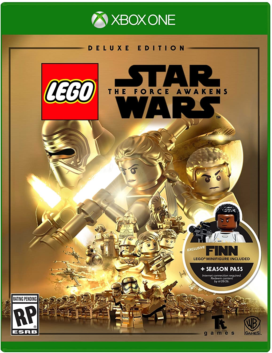 WB Games Xbox One LEGO Star Wars: The Force Awakens - Deluxe Edition