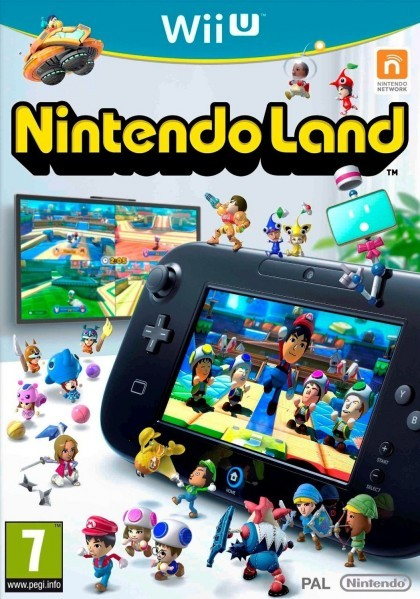 Nintendo Land (Nintendo WiiU)
