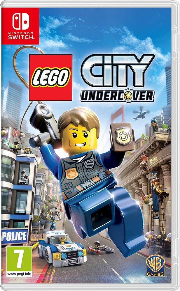 LEGO City: Undercover (Nintendo Switch)