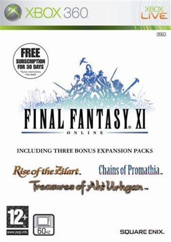 Final Fantasy XI (Xbox 360)