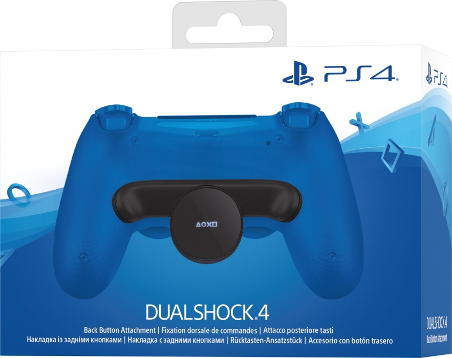Sony DualShock 4 Back Button Attachment (PS4)