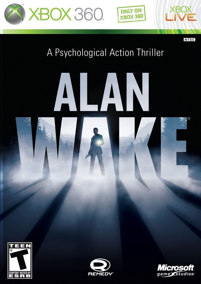 Alan Wake (X360/XONE)