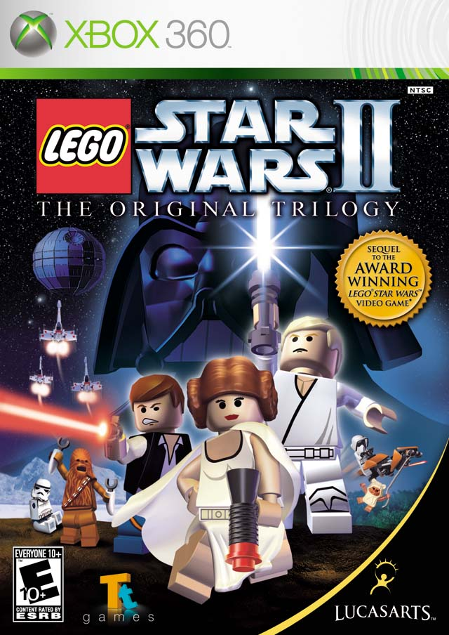 LEGO Star Wars 2: The Original Trilogy (Xbox 360)
