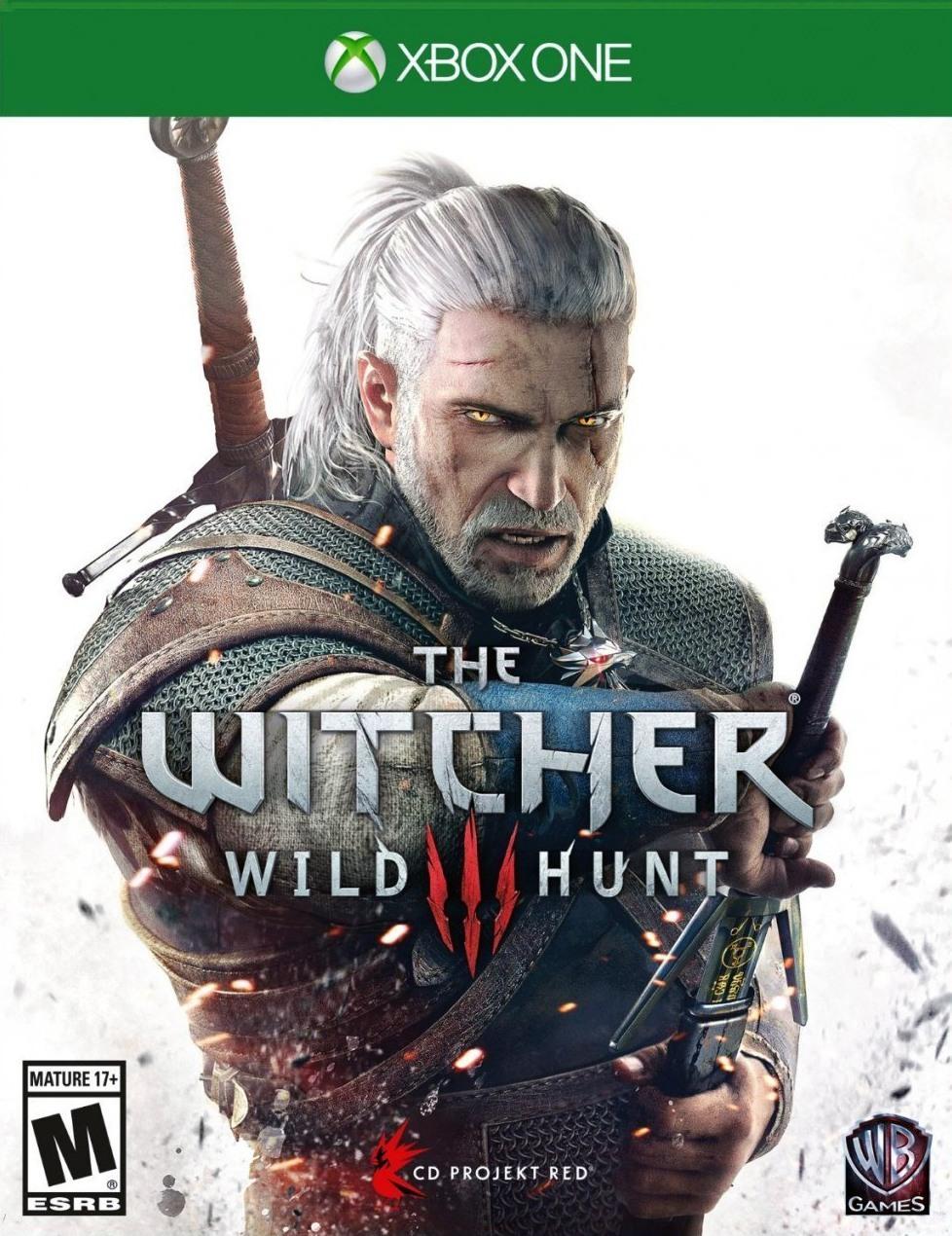 The Witcher 3: Wild Hunt CZ (Xbox One)