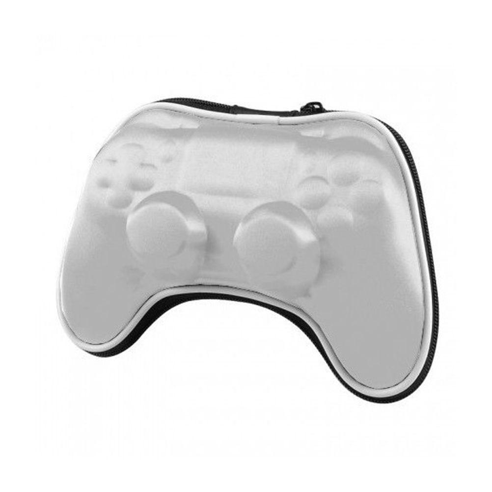 Ochranné cestovní pouzdro na ovladač PS4 Dualshock Barva: stříbrný