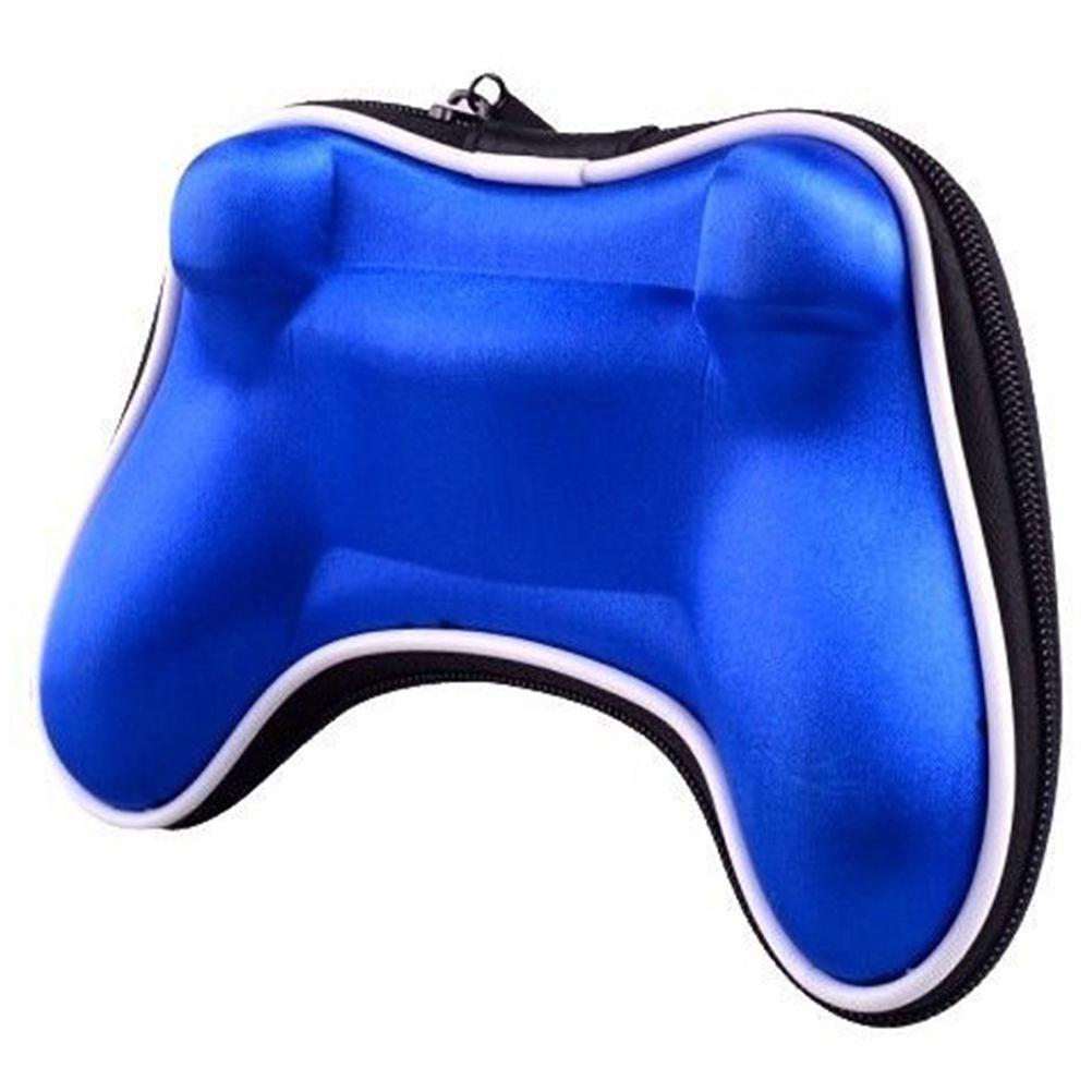 Ochranné cestovní pouzdro na ovladač PS4 Dualshock Barva: modrý