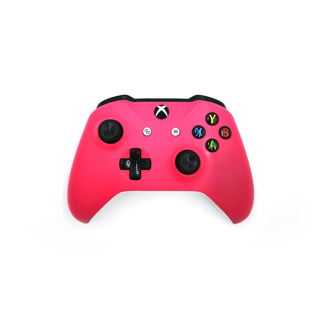Microsoft Xbox One S Wireless Controller Deep Pink