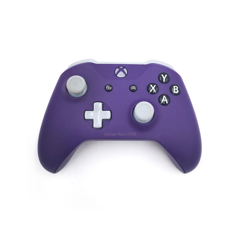 Microsoft Xbox One S Wireless Controller Purple