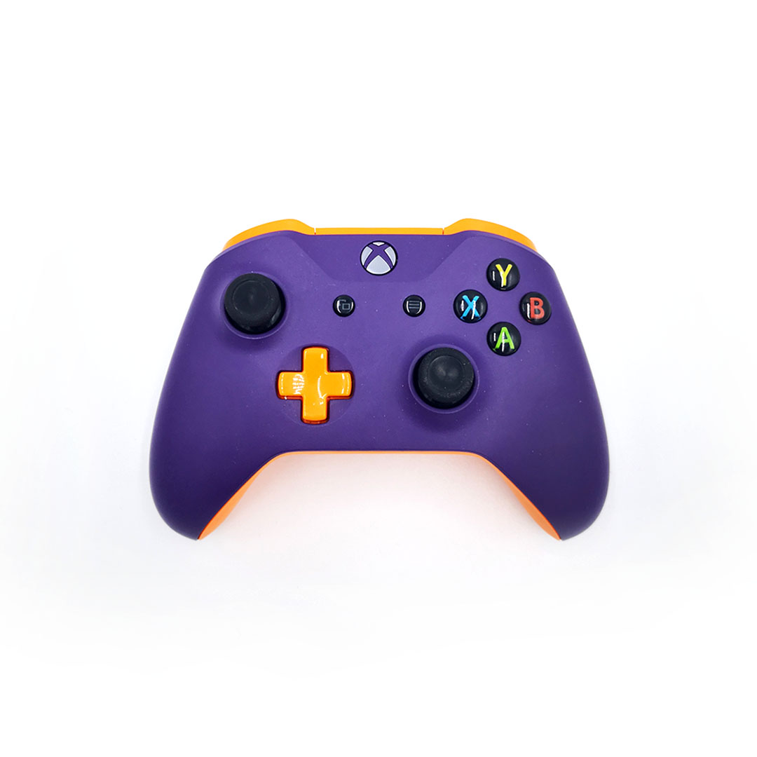 Microsoft Xbox One S Wireless Controller Purple2