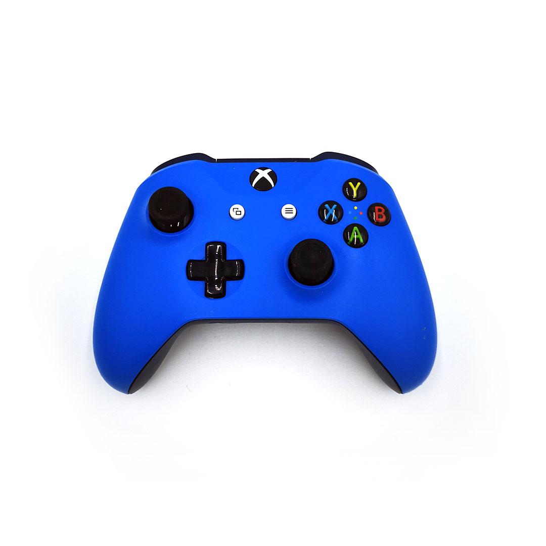 Microsoft Xbox One S Wireless Controller Dark Blue