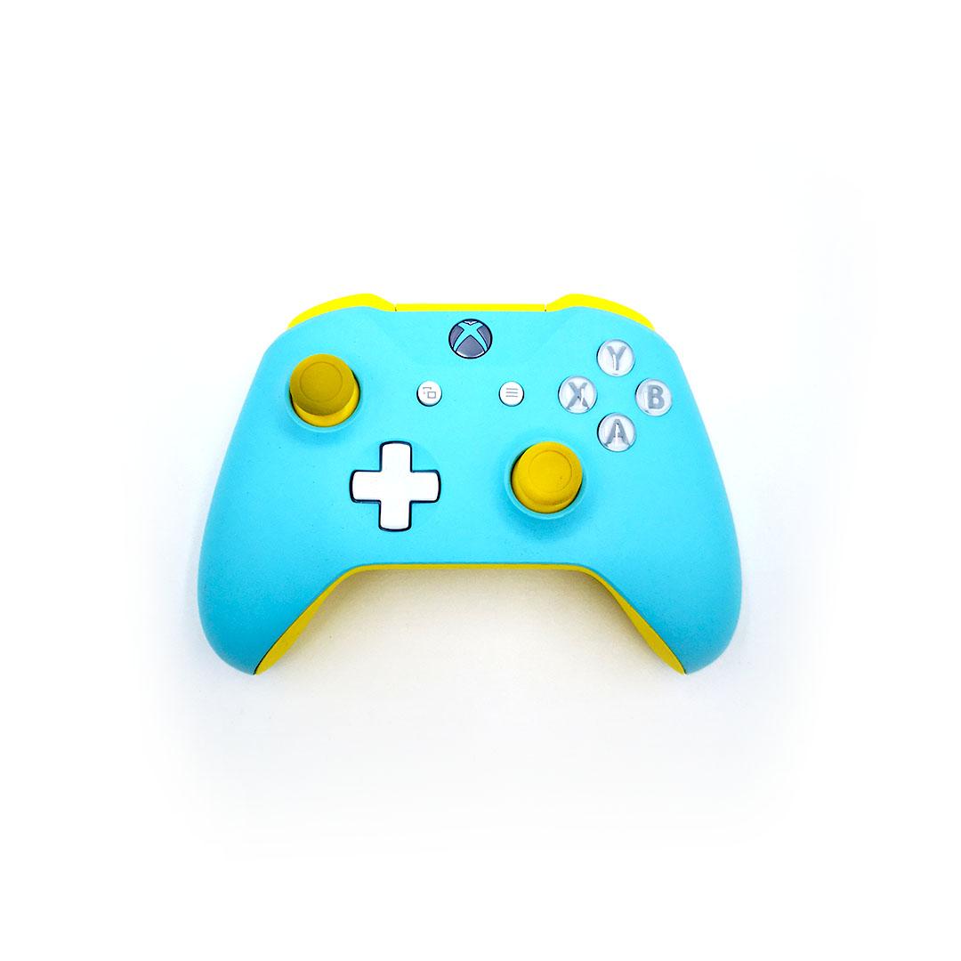 Microsoft Xbox One S Wireless Controller Glacier Blue