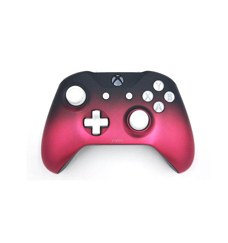 Microsoft Xbox One S Wireless Controller Deep Pink Shadow2