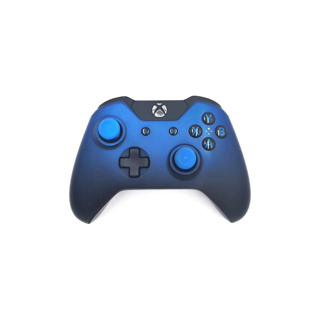 Microsoft Xbox One S Wireless Controller Mineral Blue Shadow