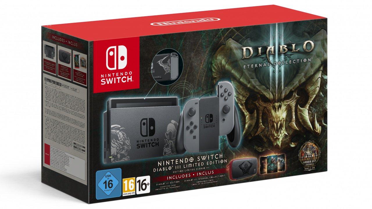 Nintendo Switch Diablo 3 Enternal Collection