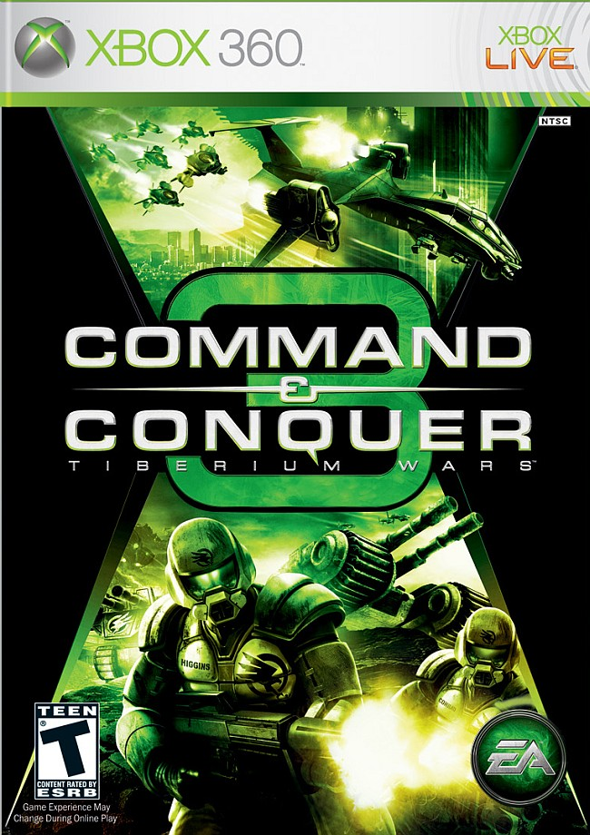 Command & Conquer: Tiberium Wars (Xbox 360)