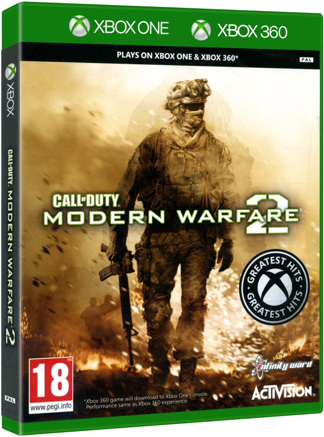 Call of Duty: Modern Warfare 2 (Xbox One)