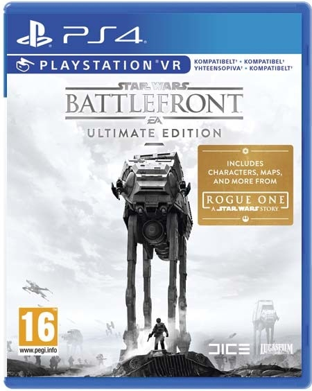 Star Wars: Battlefront (Ultimate Edition) (PS4)