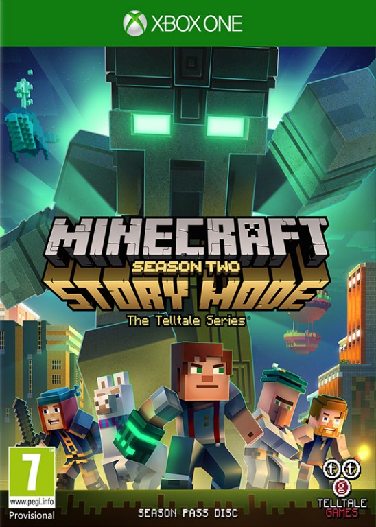 Minecraft: Story Mode Season Two (Xbox One)