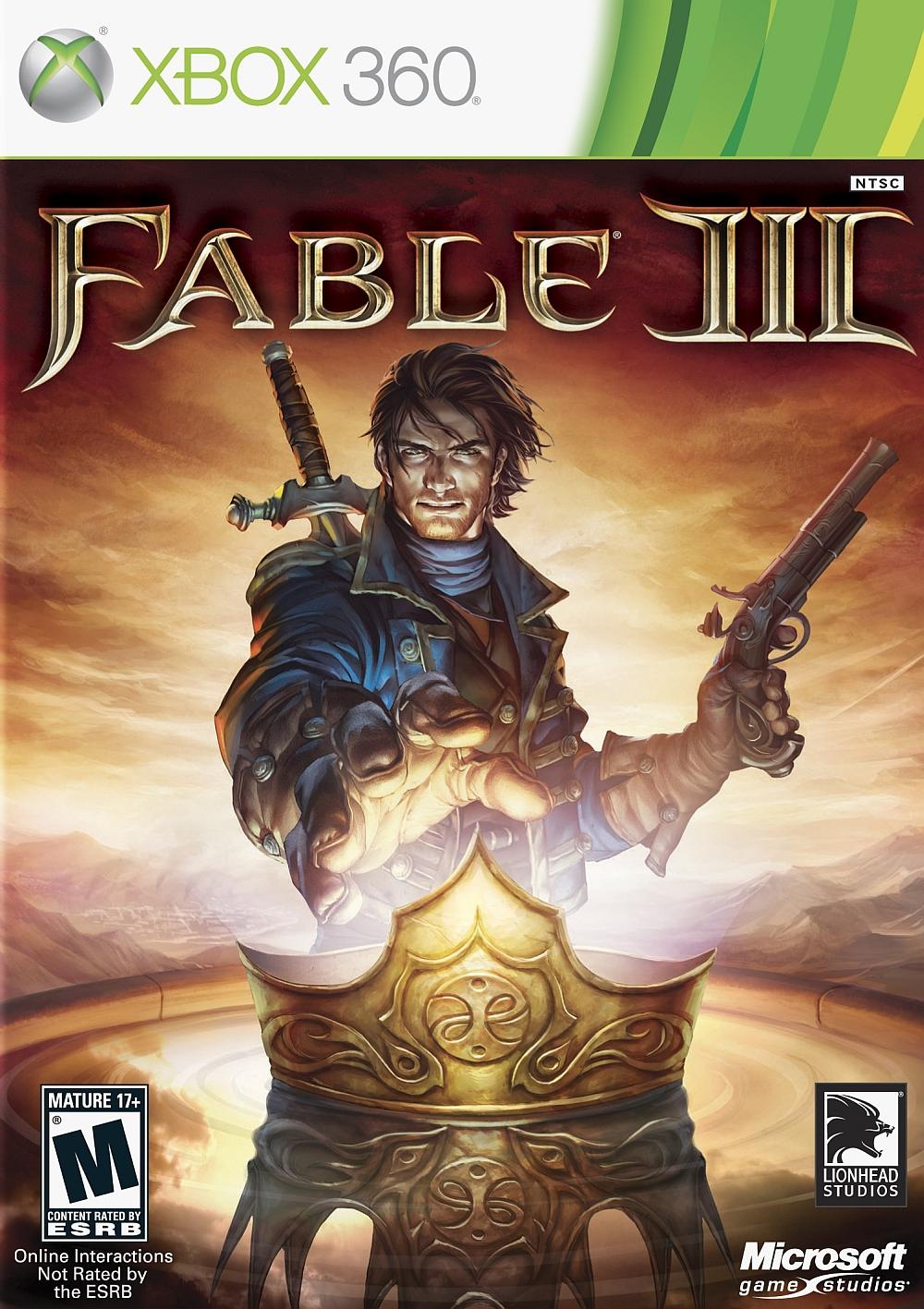 Fable 3 CZ (Xbox 360)