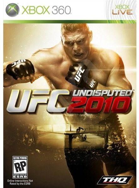 UFC Undisputed 2010 (Xbox 360)