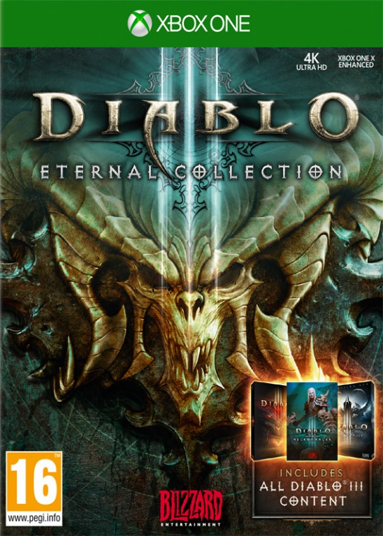 Diablo 3 - Eternal Collection (Xbox One)