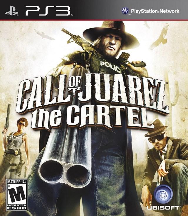 Call of Juarez: The Cartel (PS3)