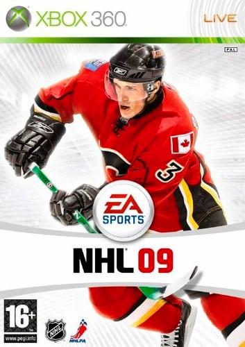 NHL 09 CZ (Xbox 360)